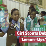 Girl Scouts Try A New Cookie