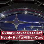 Subaru's Big Recall