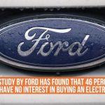 New Ford Statistics