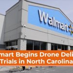 Walmart Starts The Drone Test