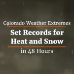 Colorado's Wild Weather